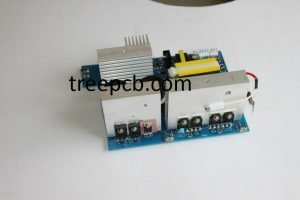 IPC III standard PCB fabrication and assembly